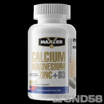 Maxler Calcium Zink Magnesium (Витамины)