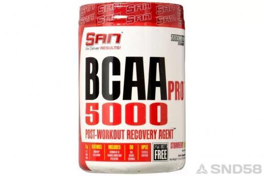 SAN BCAA-Pro 5000 (BCAA)