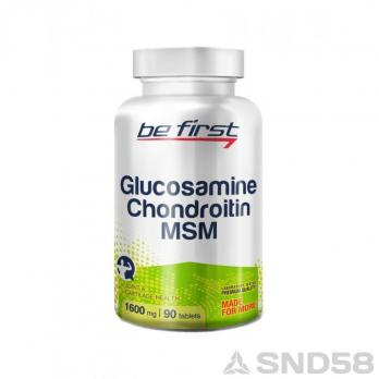 Be First Glucosamine Chondroitin MSM (Хондропротектор)