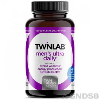 Twinlab Men's Ultra Multi Daily (Витамины)
