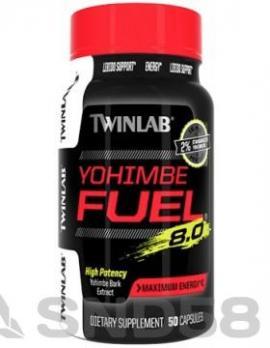 Twinlab Yohimbe Fuel (Спец преп.)
