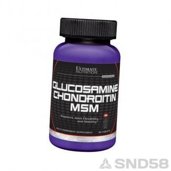 Ultimate Glucosamine + Chondroitin + MSM (Хондропротектор)