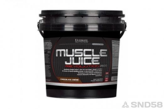 Ultimate Muscle Juice Revolution 2600 (Гейнер)