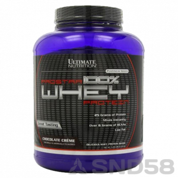 Ultimate ProStar Whey Protein (Протеин)