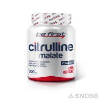 Be First Citrulline Malate powder (Цитруллин)