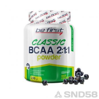 Be First BCAA 2:1:1 powder (BCAA)