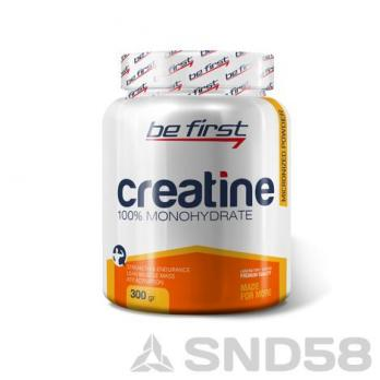 Be First Creatine powder (Креатин)