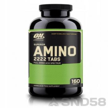 ON Superior Amino 2222 Tabs (Аминокислоты)
